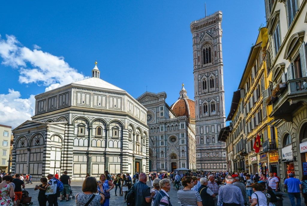 florence in august