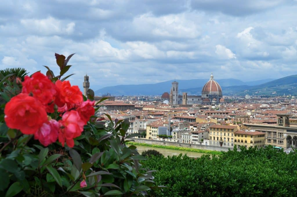Spring Flowers of Tuscany - Tuscan Travel