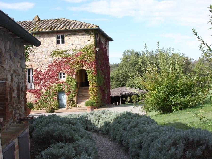 Casa di Loggia, one of our Tuscan villas