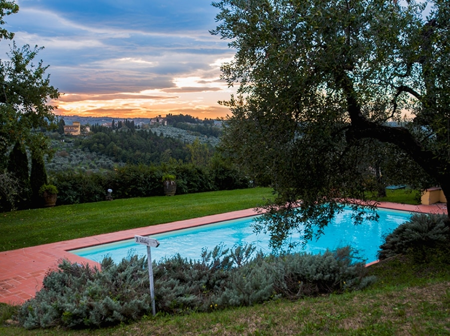Casa Agnese is the perfect villa to stay at during your Florence vacation.
