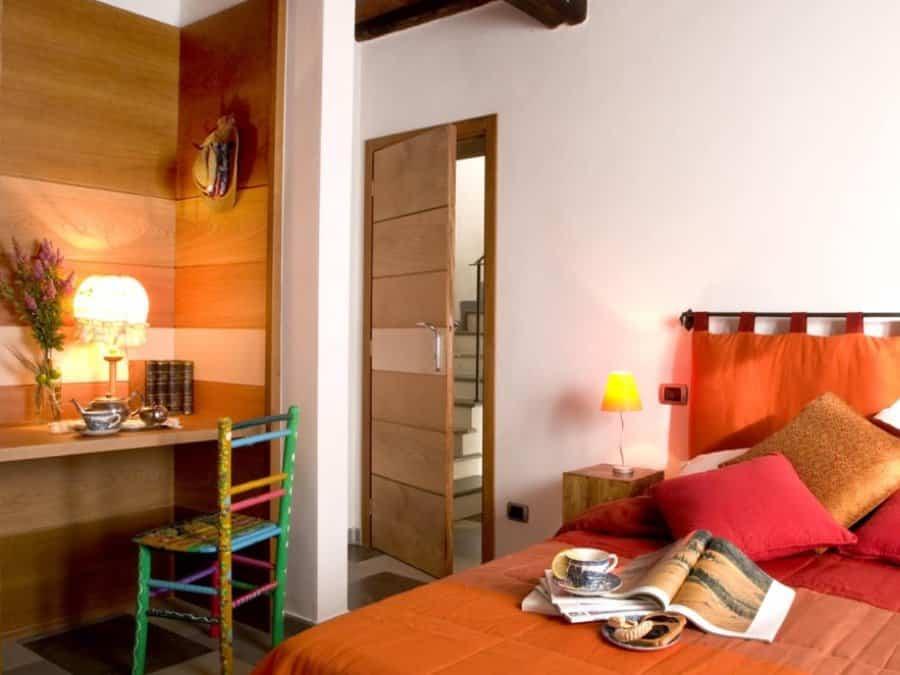 Interior od Casai di Lusso, an agriturismo villa