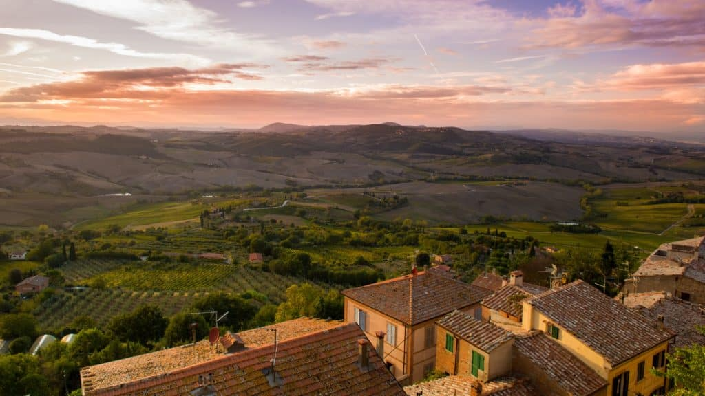 week in tuscany