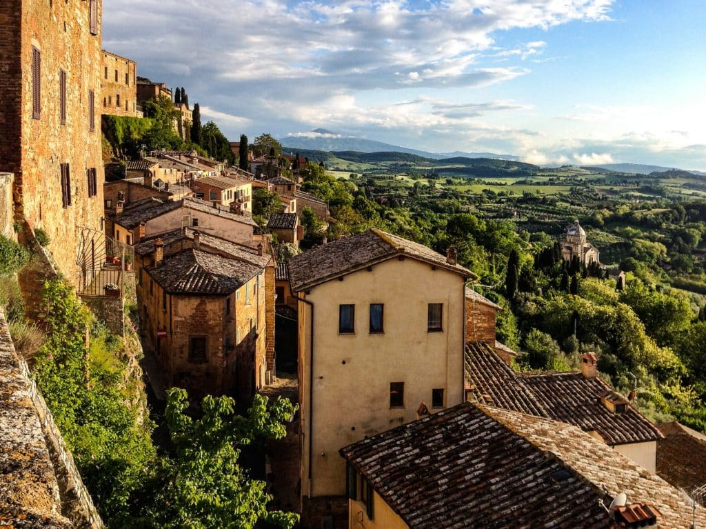 Montepulciano, perfect week in tuscany