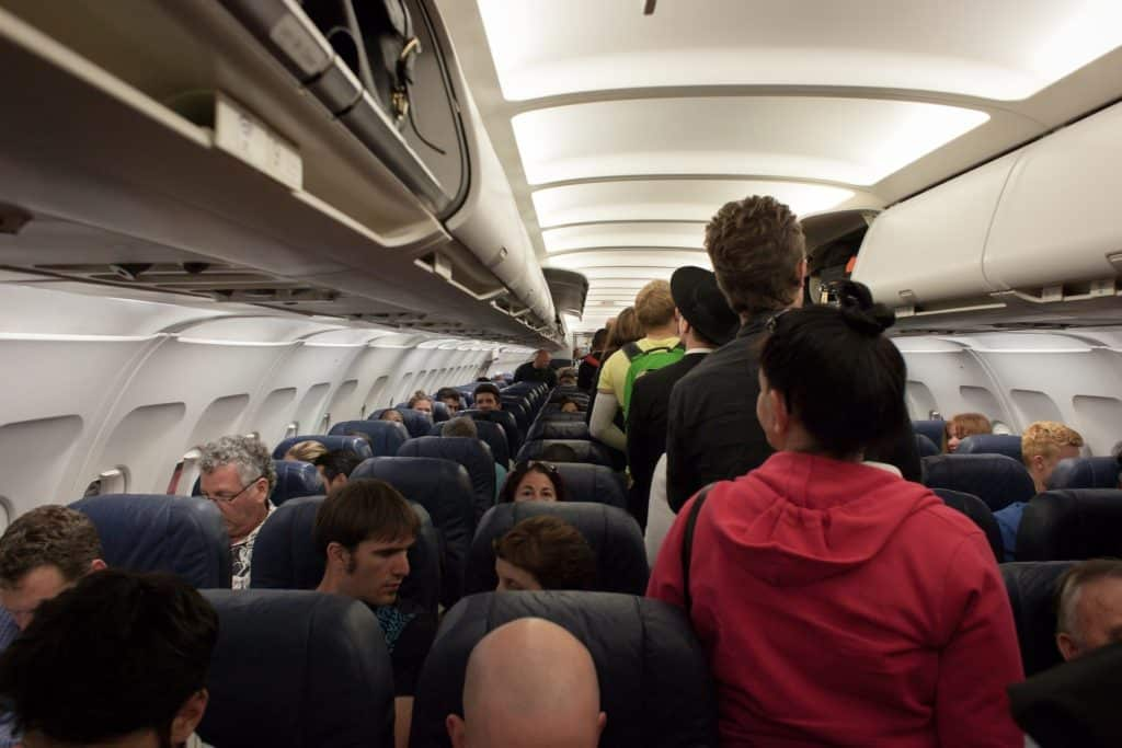 travel tips: have a comfortable flight
