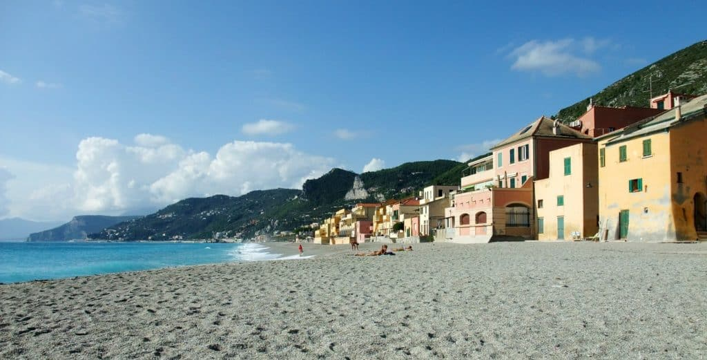 Go to the beach during your Florence vacation.