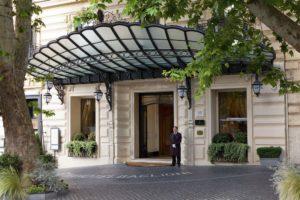 Hotel Regina Baglioni, Rome, Five Star, Via Veneto