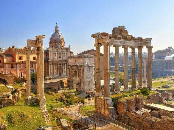 Palatine Hill_Rome
