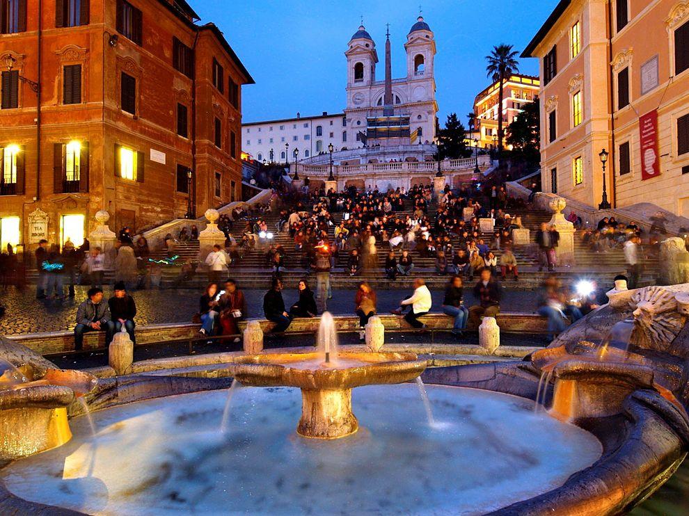 Spanish Steps_Rome