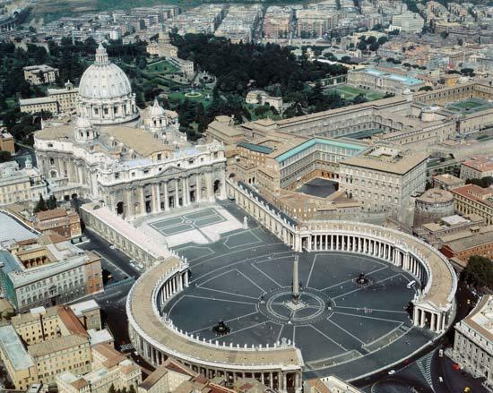 St. Peter's, Rome, Vatican