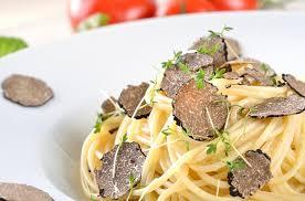 truffles-on-pasta