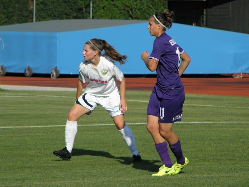 Florence soccer, women's team