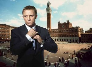 movies set in Tuscany, Quantum of Solace