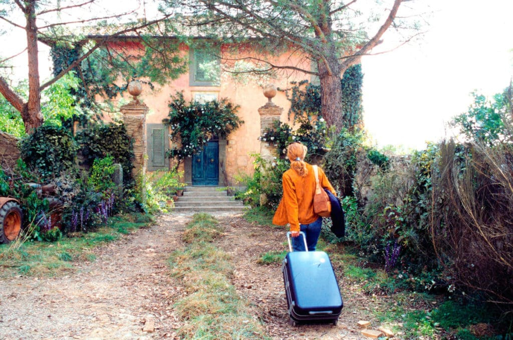 movies set in Tuscany, Under the Tuscan Sun