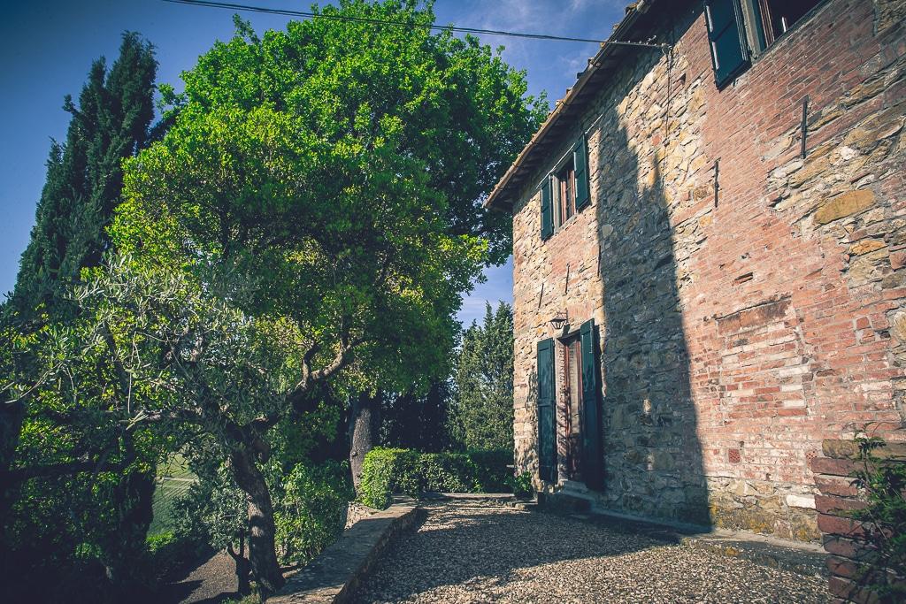 Casa dell'Arte, one of our Tuscan villas