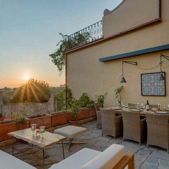 Introducing Casa Niccolo Villa and Appartamento dell'Arno