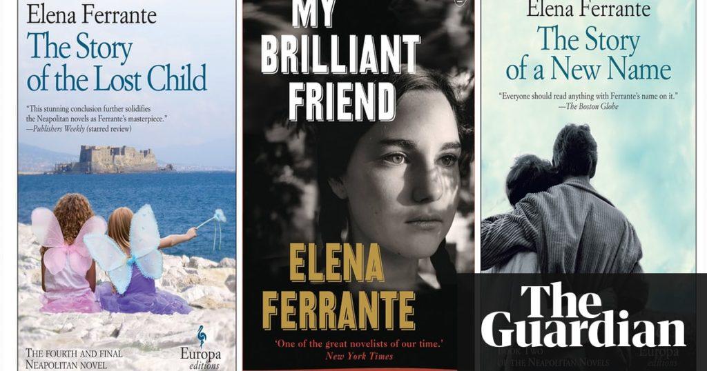 Elena Ferrante's Neapolitan Series