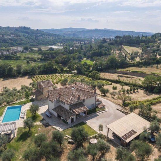 Announcing Casa Namaste, a Modern Villa in Florence