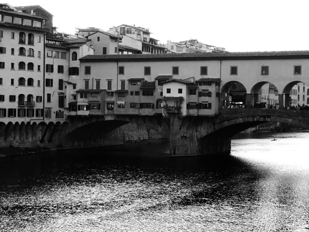 A Whirlwind Week in Florence