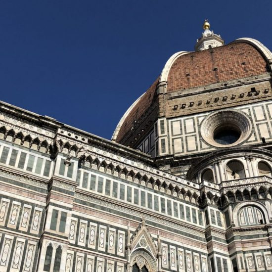 Brunelleschi's Dome Sits On Top of the World