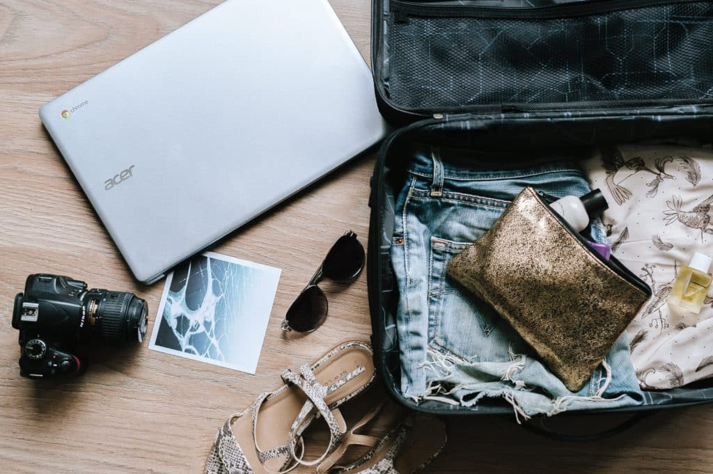 Italy travel tips - packing