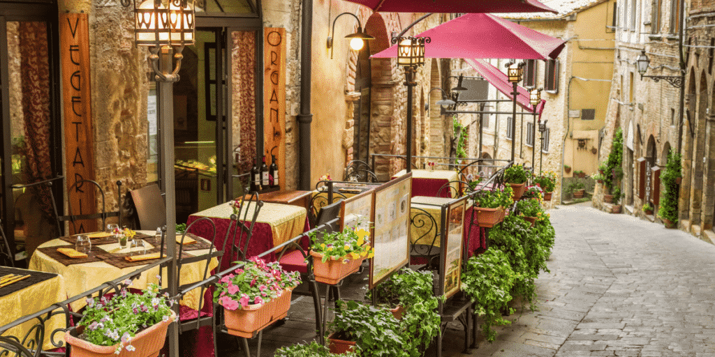 How to eat vegetarian in Italy