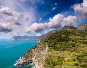Cinque Terre Coast, Italy