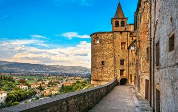 Eastern Tuscany Villa Rentals in Medival Town Anghiari